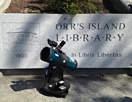 Orr's Island Telescope