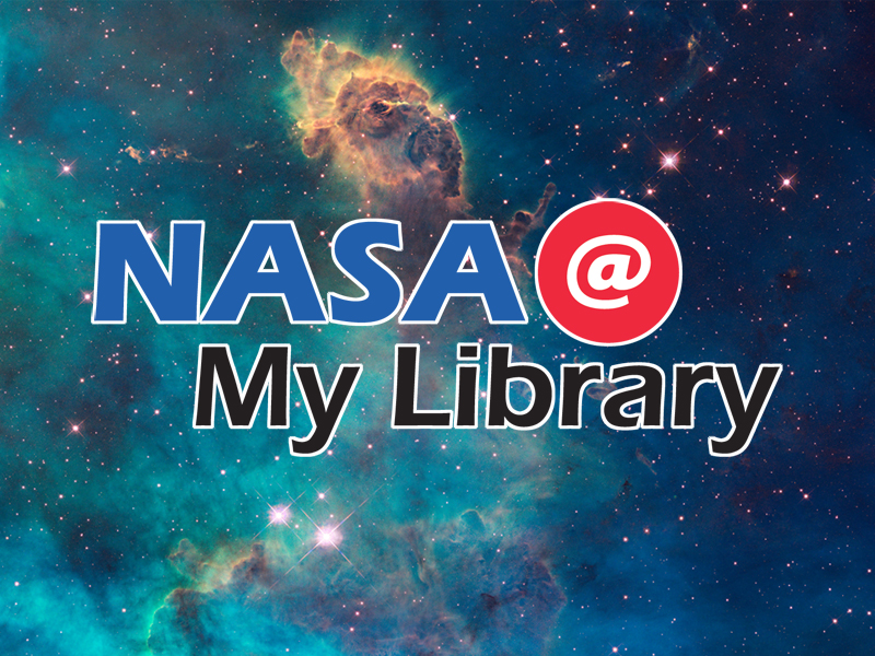 NASA My Library logo