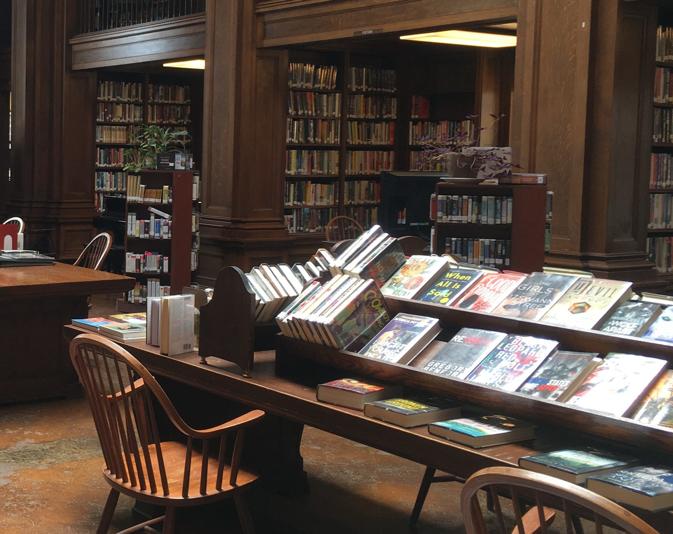 How a Small Library Transformed Itself into a Hub for Science Learning